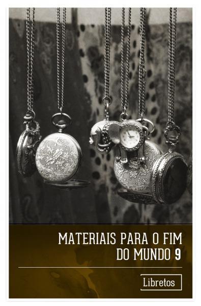 Capa para Materiais para o Fim do Mundo - 9