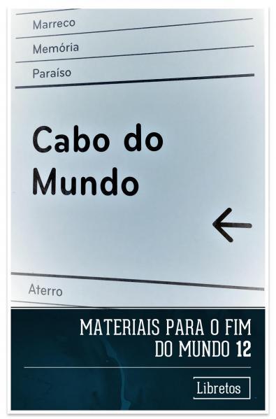 Capa para Materiais para o fim do Mundo 12